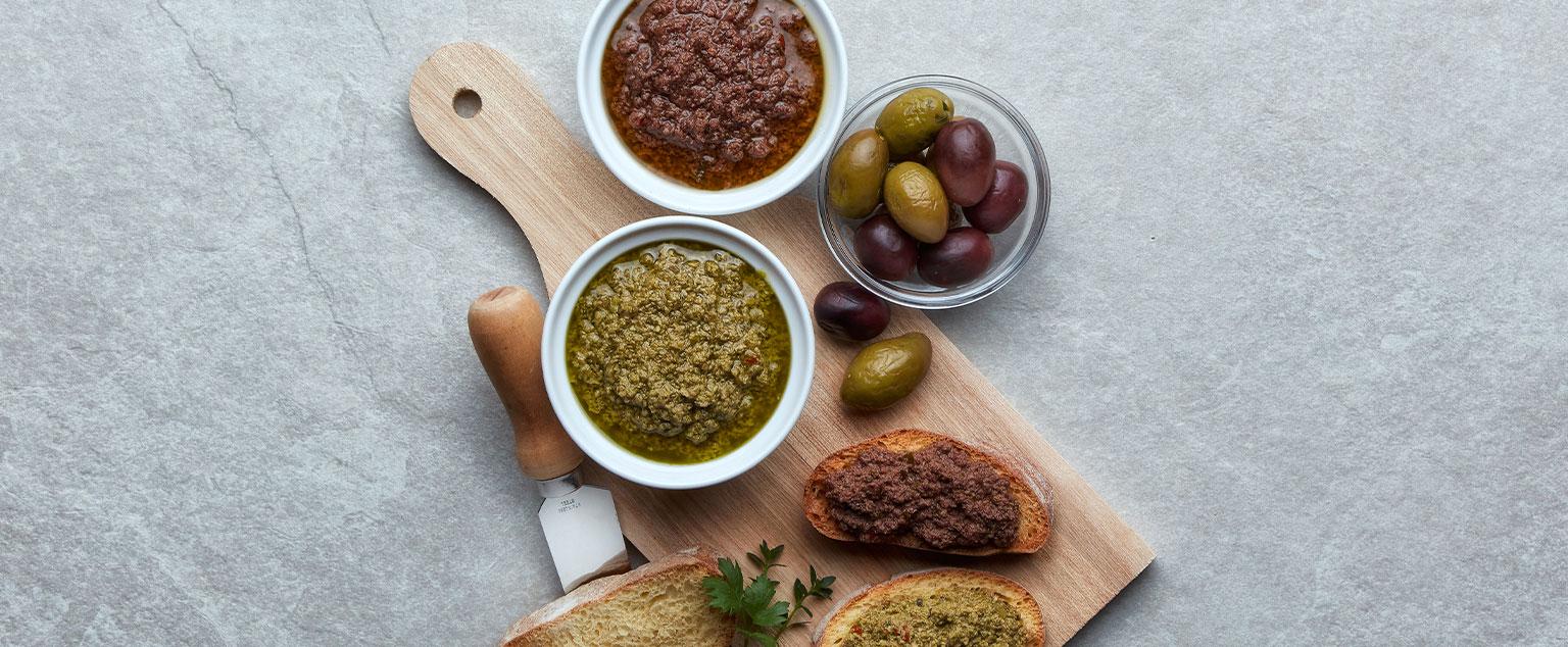 Patè di Olive   Oli e Olive   TQB   Tanto Quanto Basta