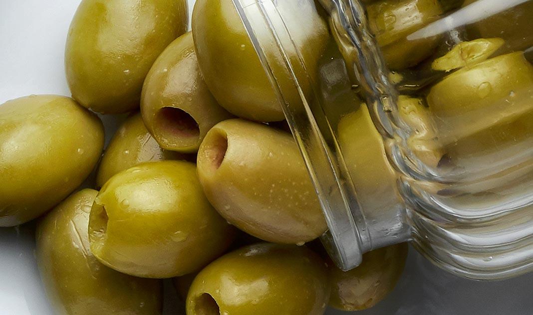 Olive Verdi Dolcificate | TQB | Tanto Quanto Basta |