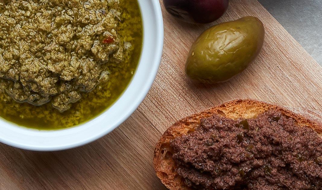 Patè di Olive | TQB | Tanto Quanto Basta |