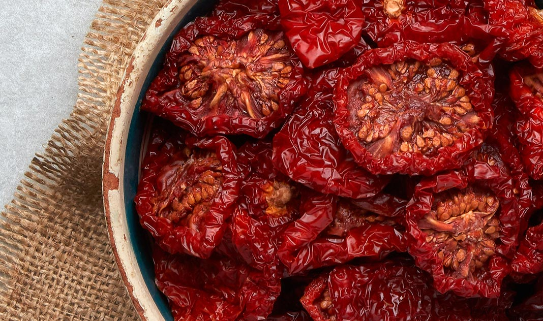 Pomodori essiccati | TQB | Tanto Quanto Basta |